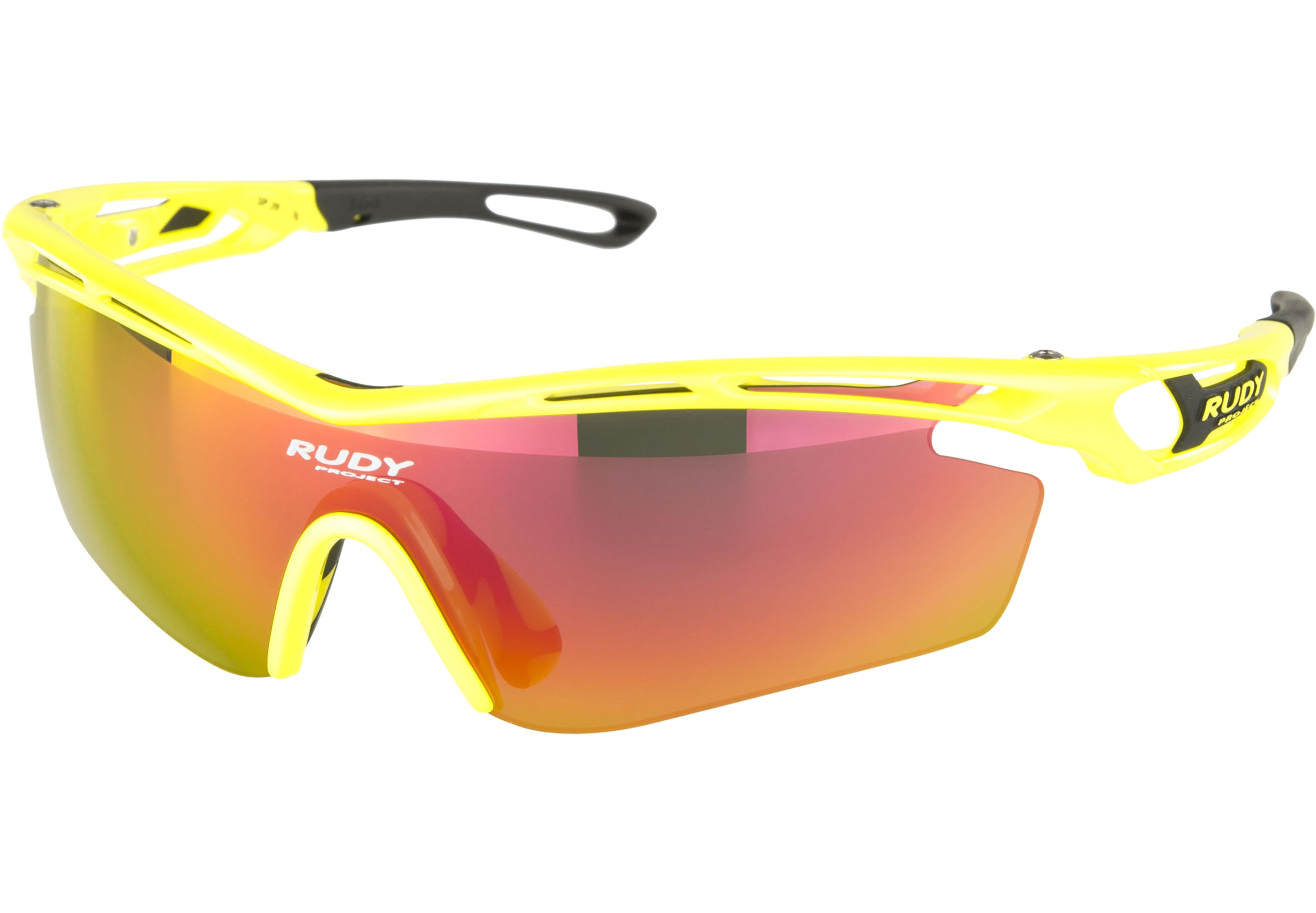 5e6d32c9d3 Rudy Project Tralyx SX - Gafas ciclismo Mujer - amarillo | Bikester.es